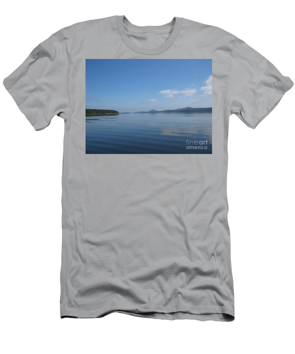 Men's T-Shirt (Athletic Fit) featuring the photograph Serenity by Sterlyn Claire