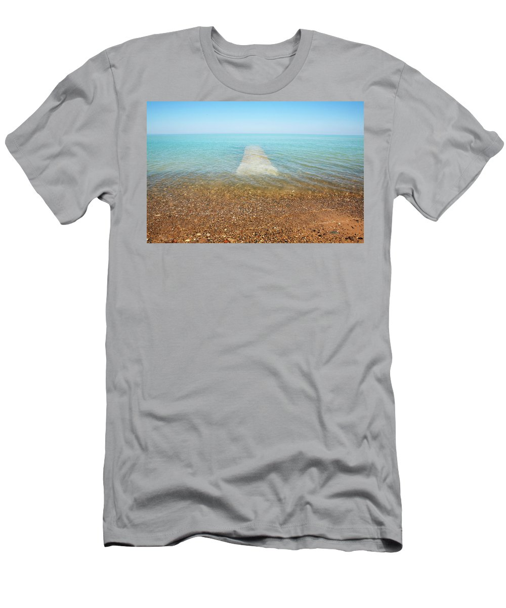 Global Warming T-Shirt featuring the photograph Global Warming by Marilyn Hunt