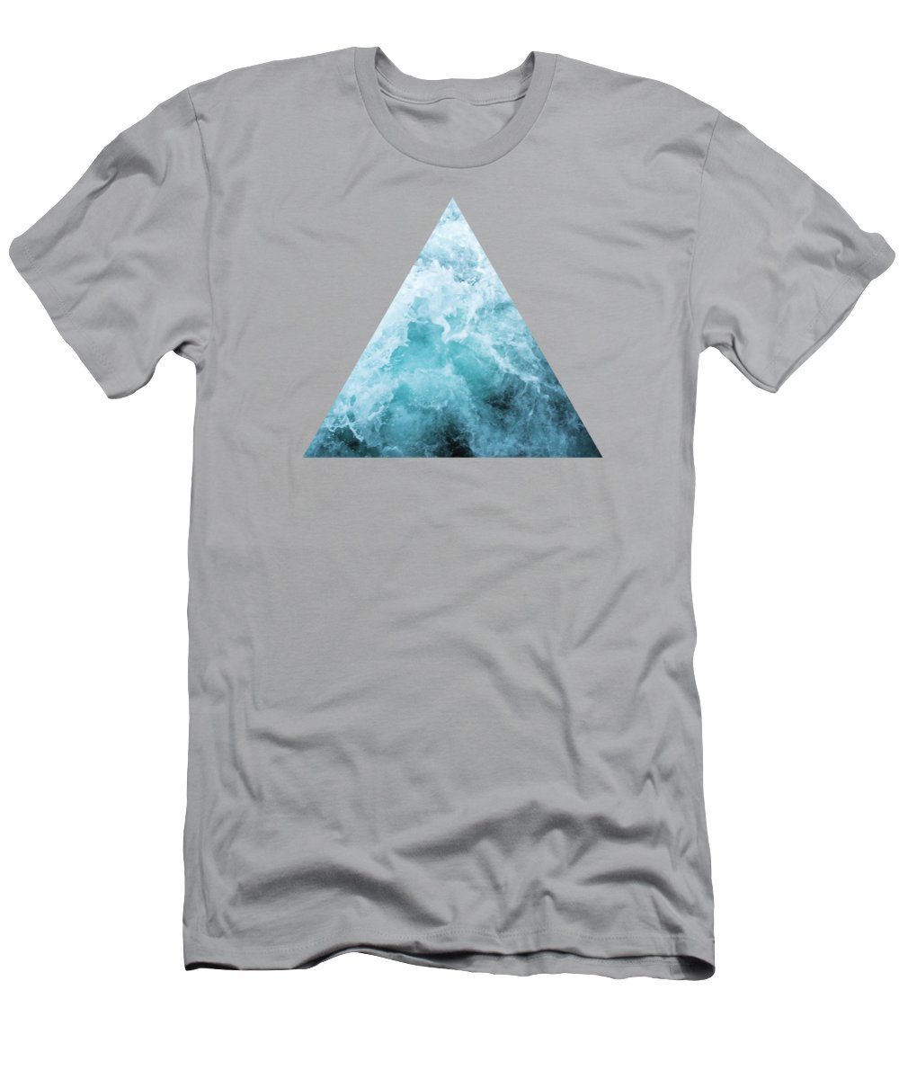 Ocean T-Shirt featuring the photograph Ocean Spray III by Cassia Beck