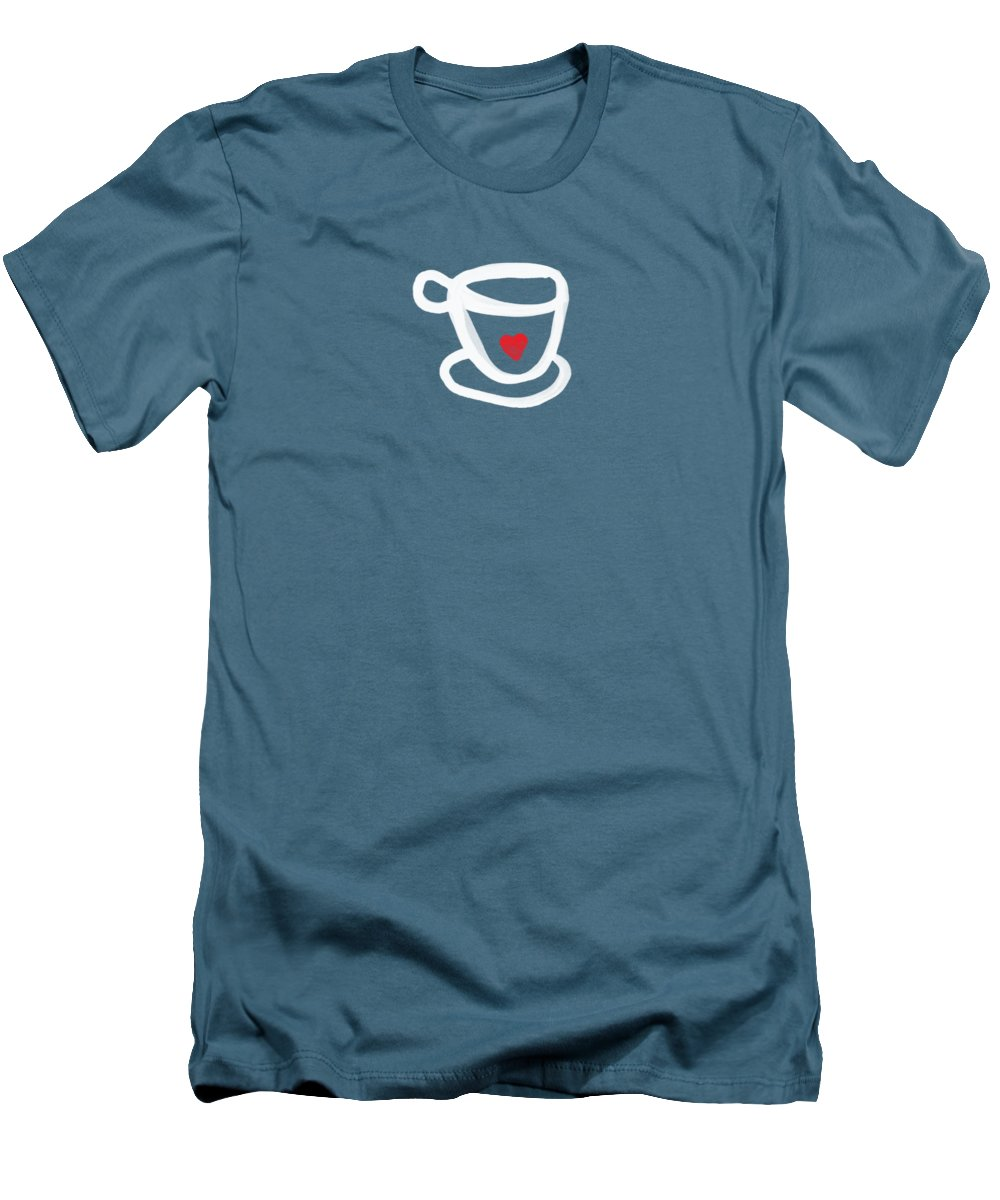 Food And Beverage Slim Fit T-Shirts