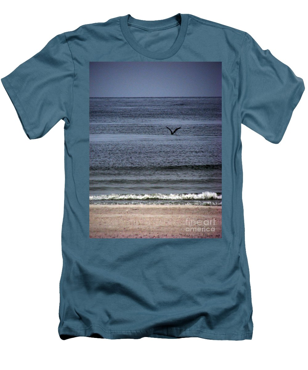 Photography Men's T-Shirt (Athletic Fit) featuring the photograph Food by Amanda Barcon