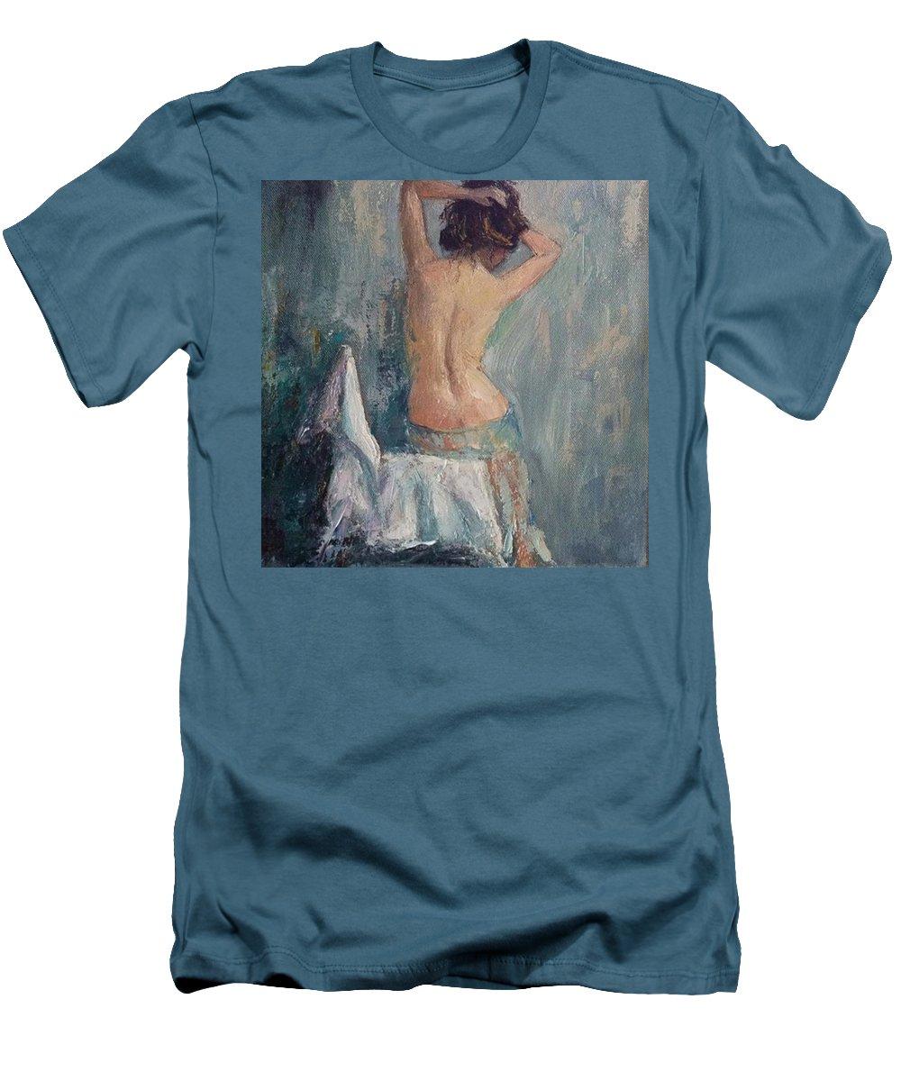 Nudes Slim Fit T-Shirts