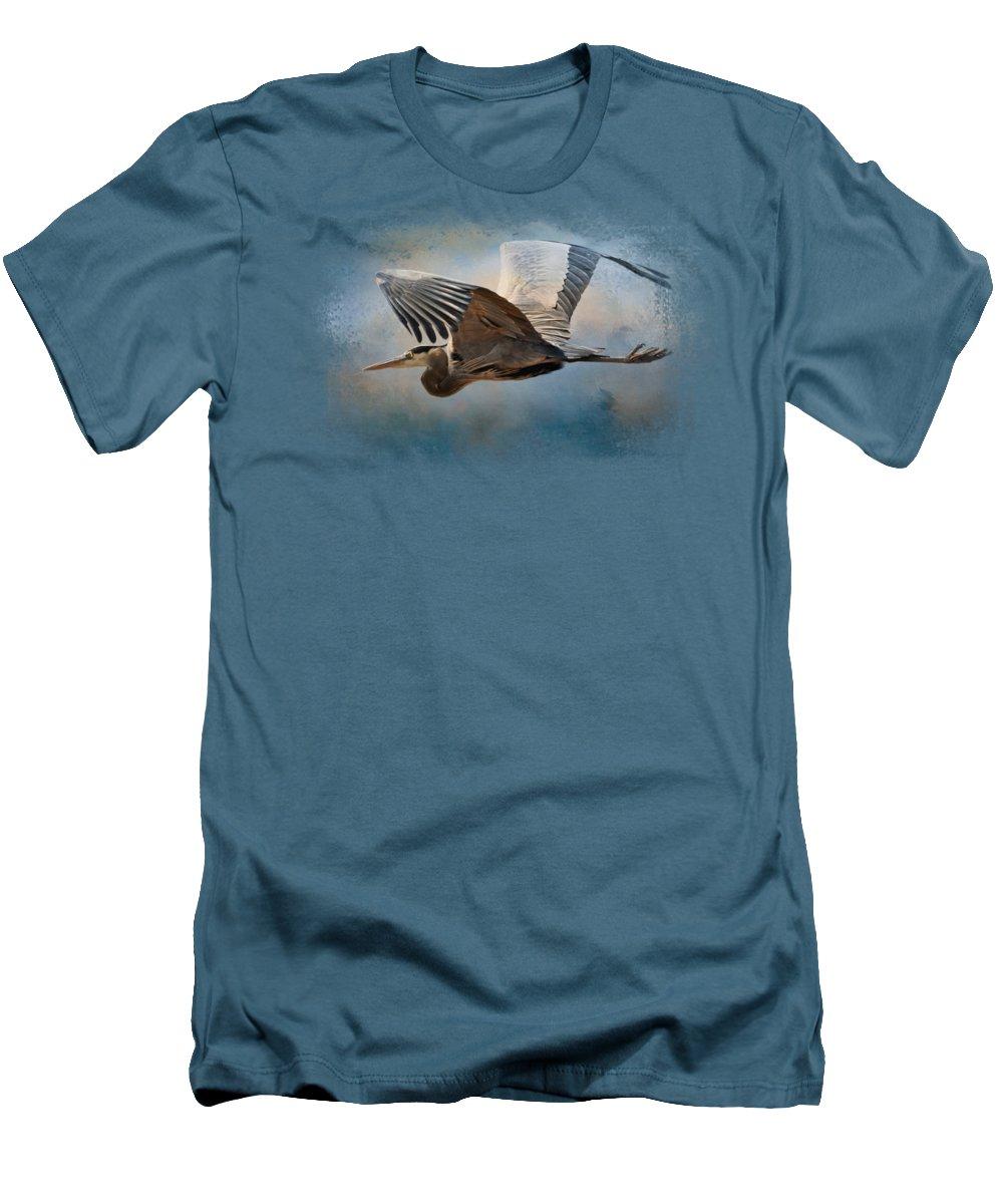 Heron Slim Fit T-Shirts
