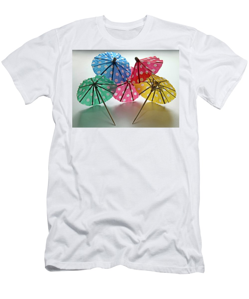 Summer Men's T-Shirt (Athletic Fit) featuring the photograph Summer Time by Manfred Lutzius