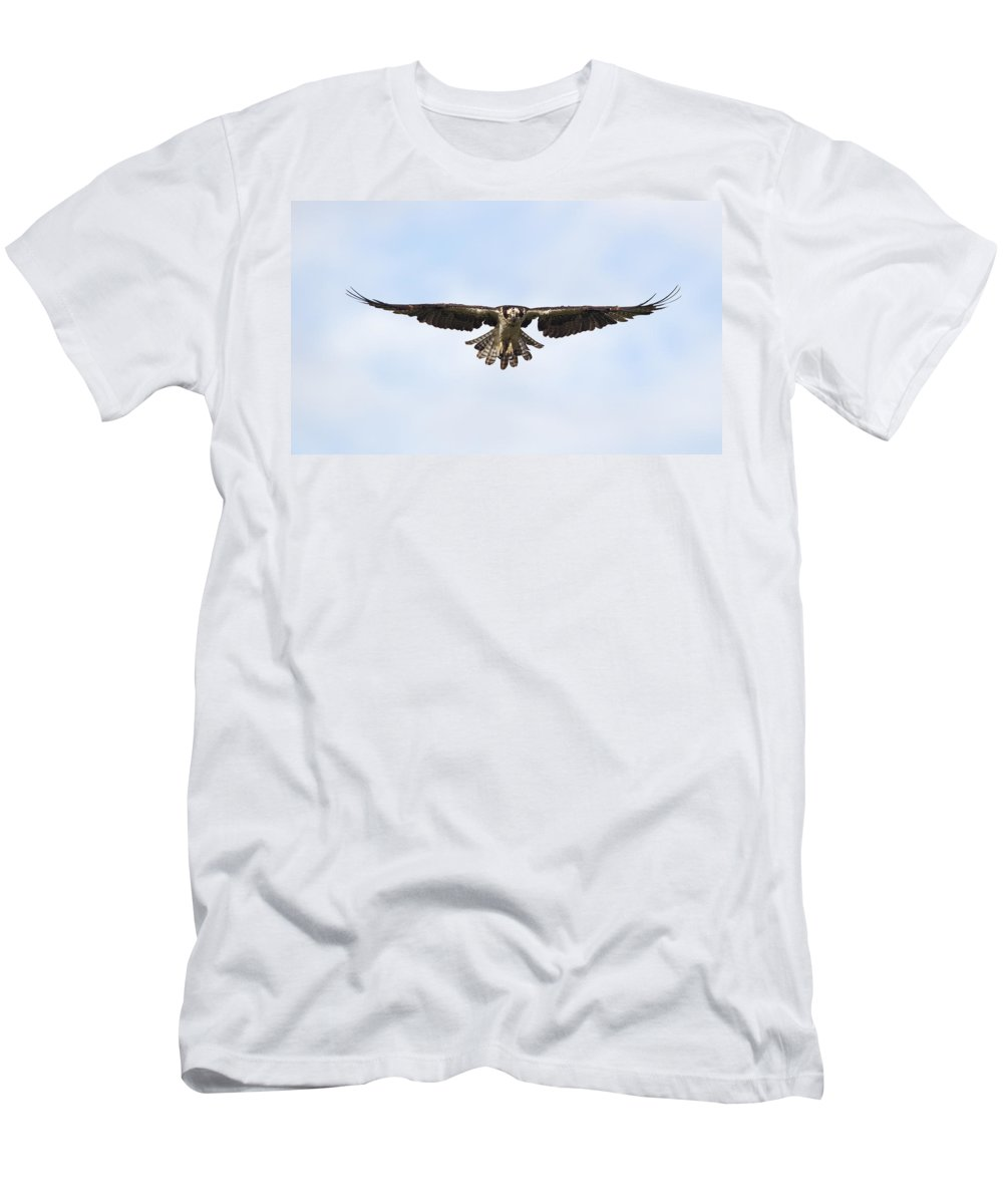 Doug Lloyd Men's T-Shirt (Athletic Fit) featuring the photograph Full Extension by Doug Lloyd