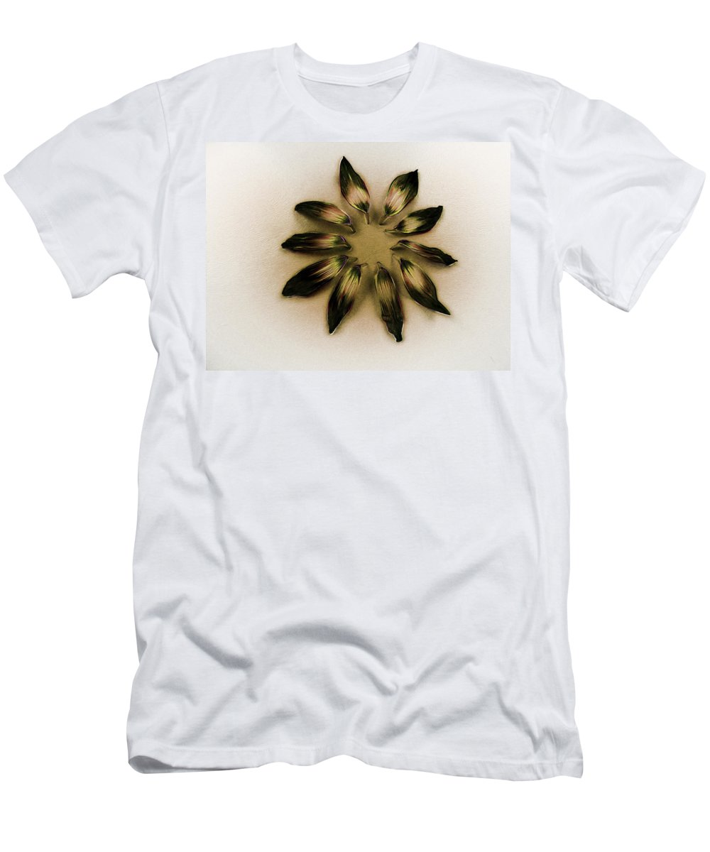 Art Men's T-Shirt (Athletic Fit) featuring the photograph A Design Conference by Steve Taylor