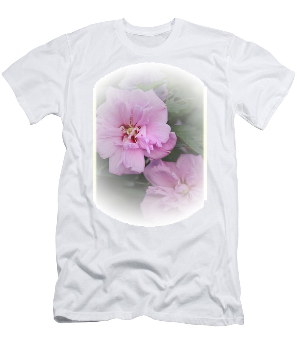 Althea Men's T-Shirt (Athletic Fit) featuring the photograph Althea by Karen Beasley