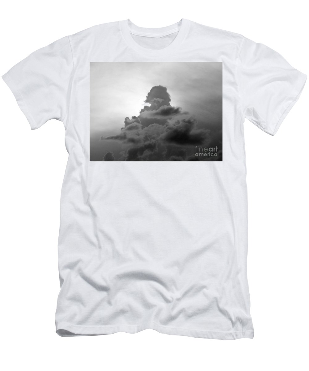 Color Men's T-Shirt (Athletic Fit) featuring the photograph Backlit by Amar Sheow