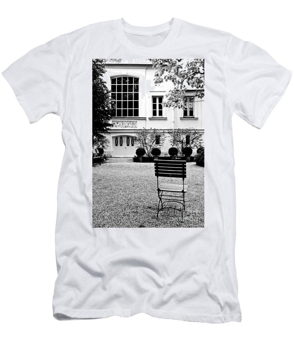 Eugene Delacroix Museum Men's T-Shirt (Athletic Fit) featuring the photograph Classic Paris by Lana Enderle