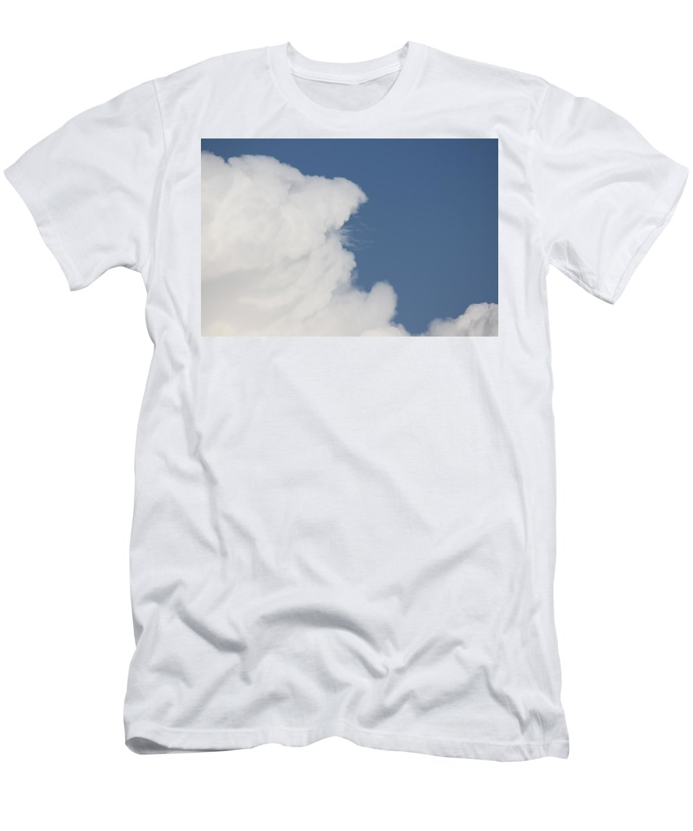 Dragon Men's T-Shirt (Athletic Fit) featuring the photograph Dragon's Breath by David Mayeau