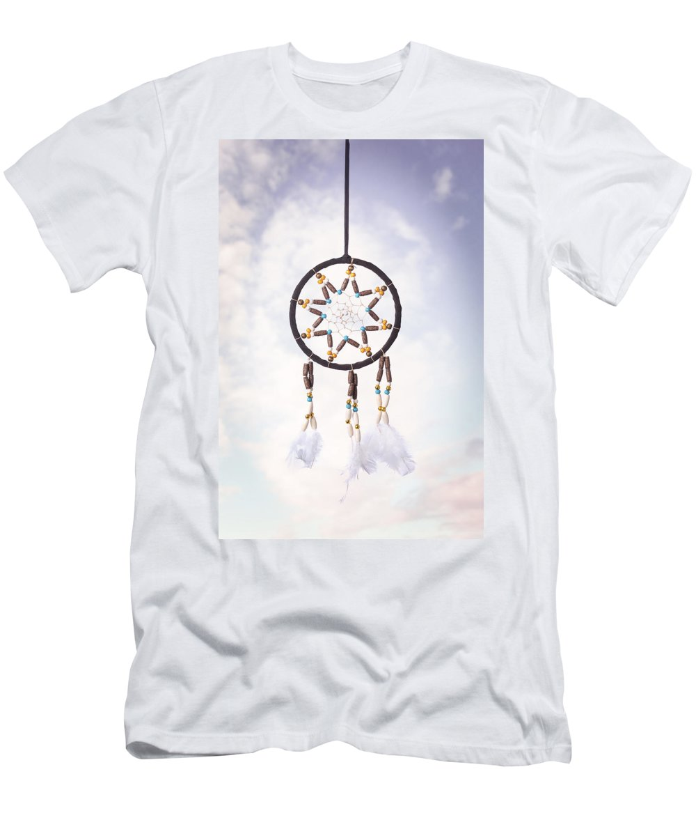 Dream Men's T-Shirt (Athletic Fit) featuring the photograph Dream Catcher by Amanda Elwell