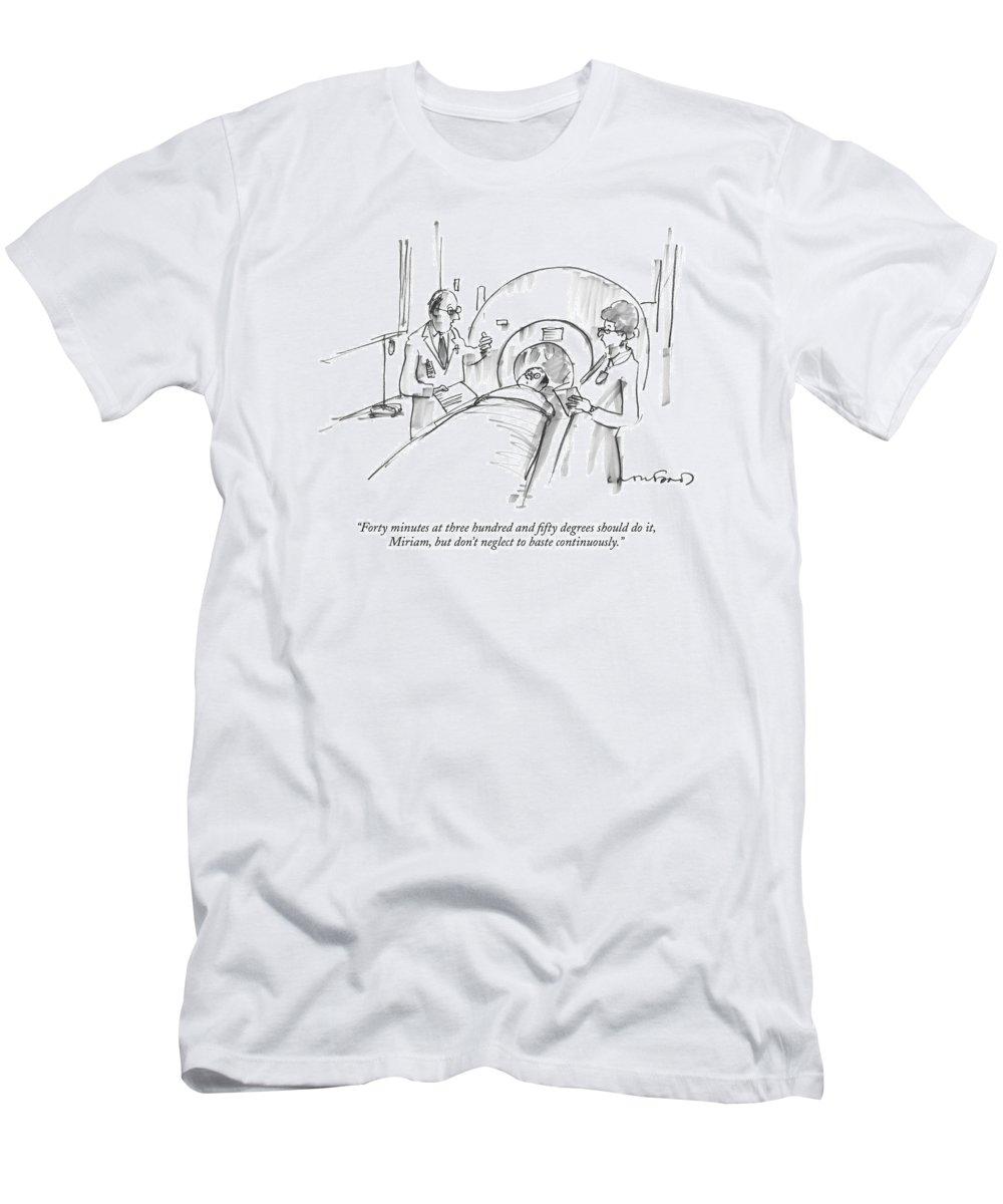 Magnetic Resonance Image T-Shirts