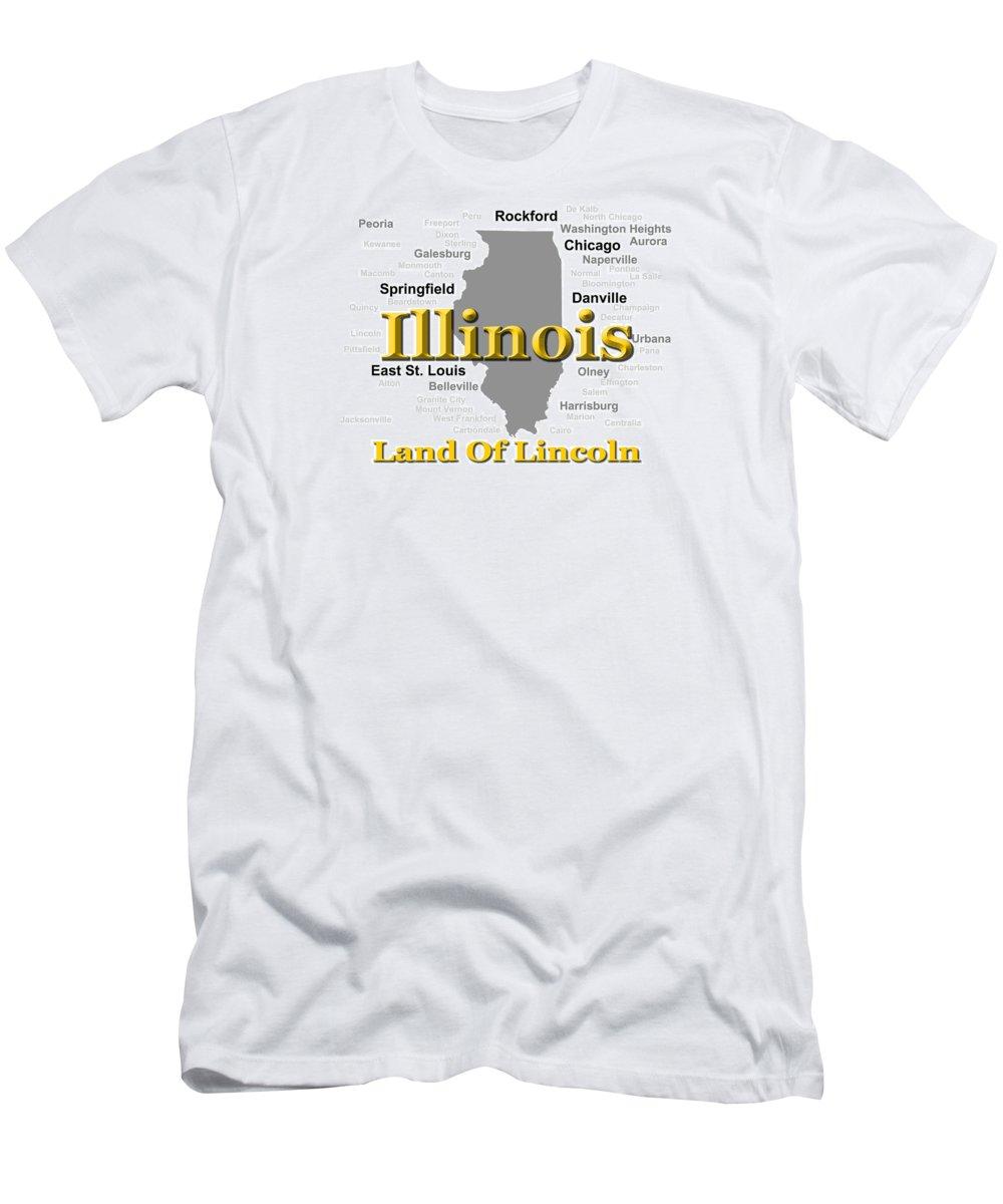 Pontiac Illinois T Shirts Fine Art America