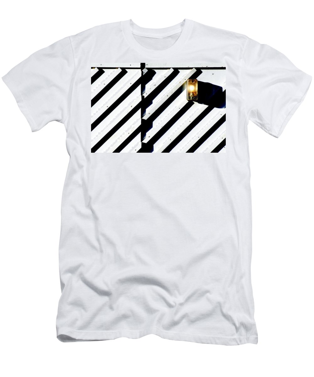 Shine Men's T-Shirt (Athletic Fit) featuring the photograph Keep Shining by A Rey