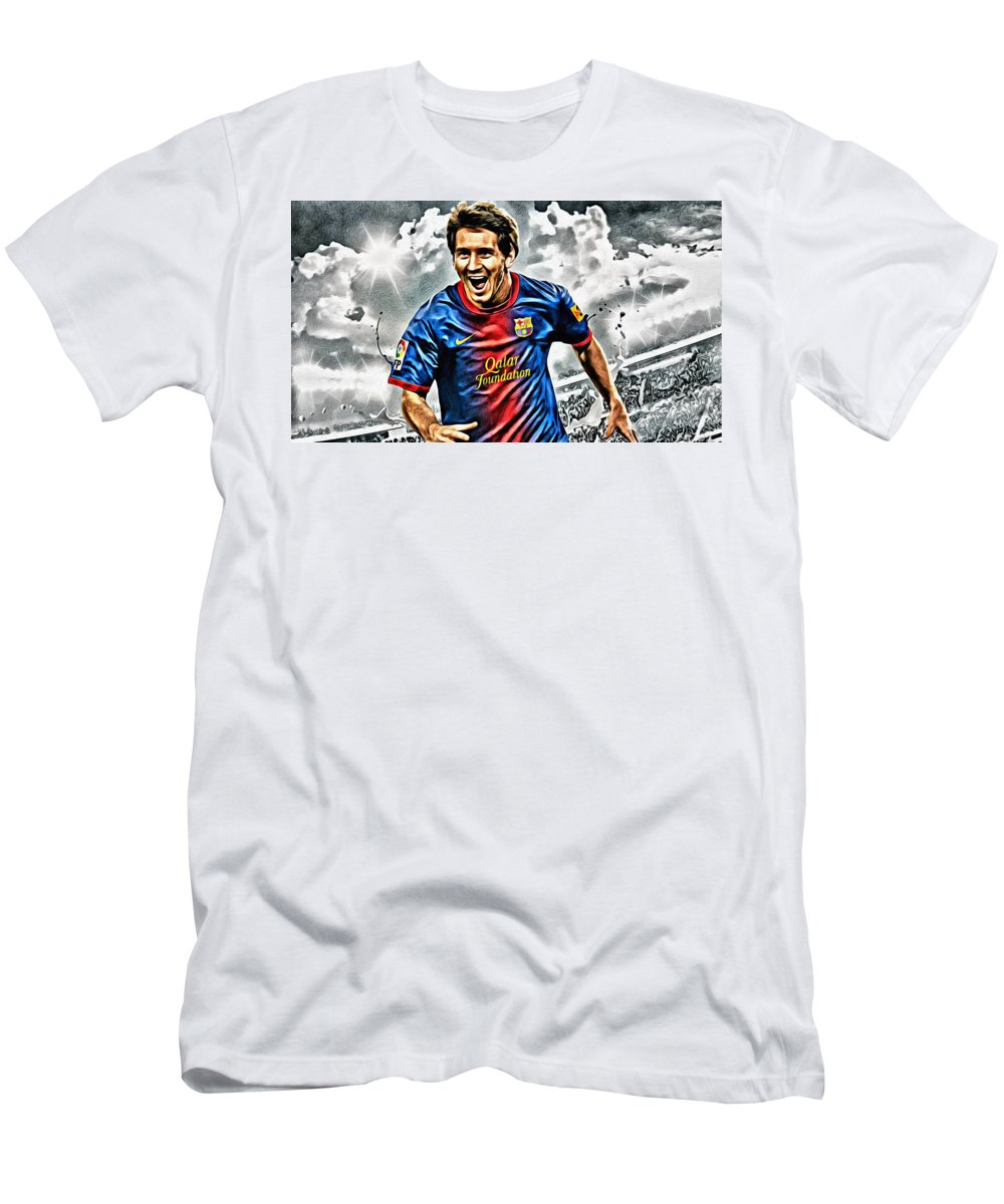 Celebration For Florian Sale By Lionel Poster Shirt T Messi Rodarte wP0Okn