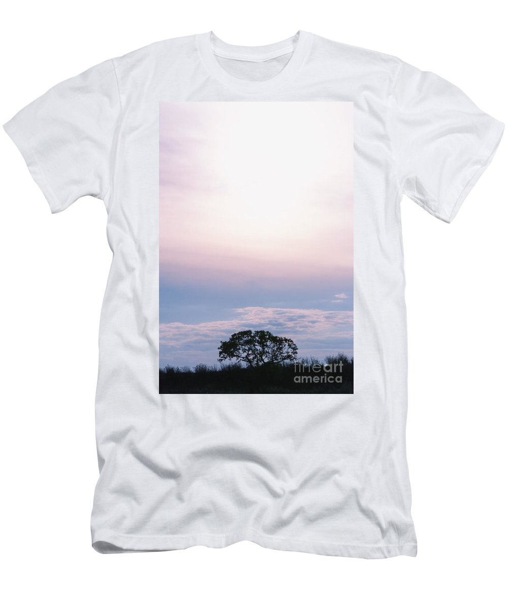 Tree Men's T-Shirt (Athletic Fit) featuring the photograph Lone Tree by Margie Hurwich