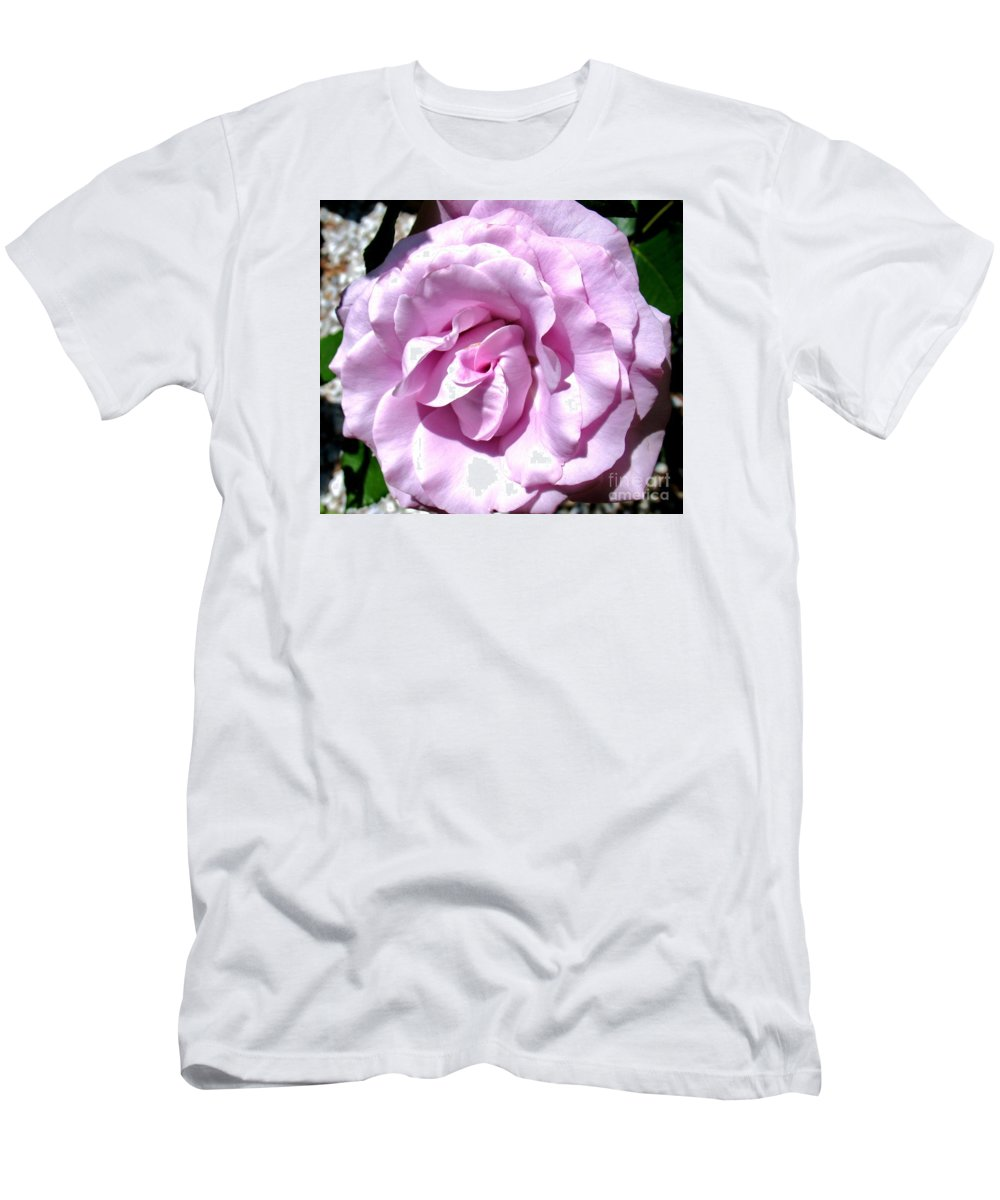 Love At First Sight Men's T-Shirt (Athletic Fit) featuring the photograph Love At First Sight by Patti Whitten