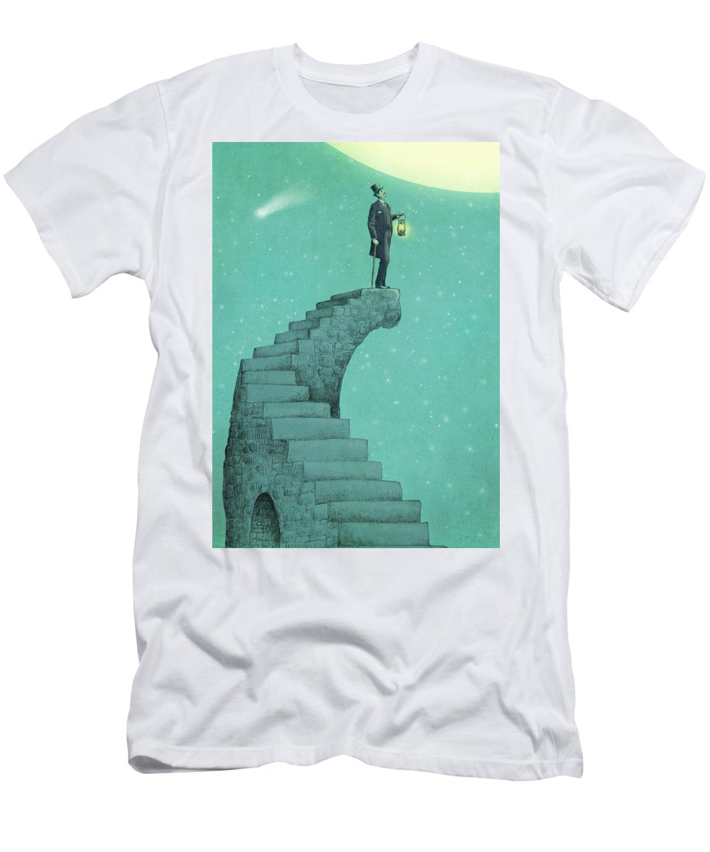 Steps Drawings T-Shirts