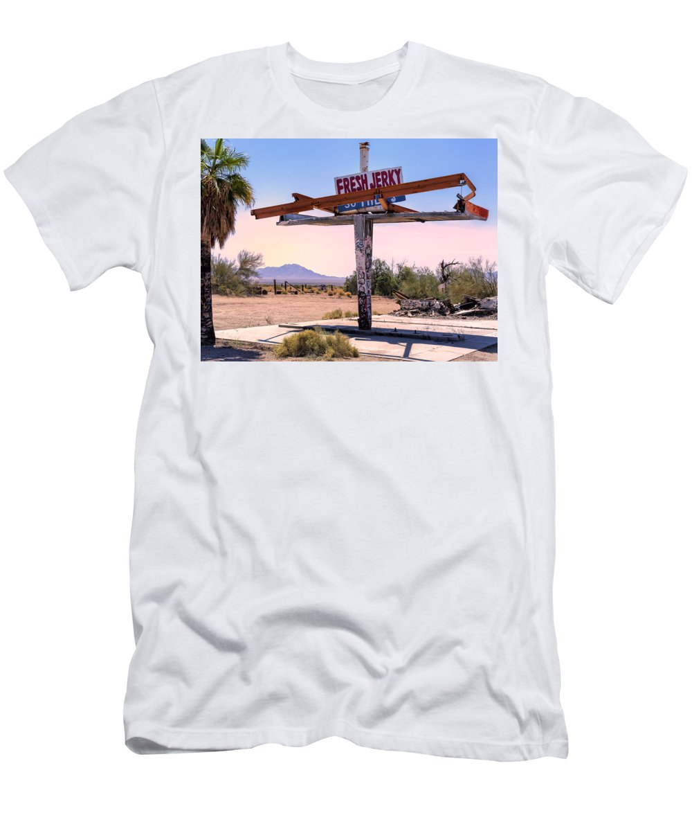 Oxymoronic Men's T-Shirt (Athletic Fit) featuring the photograph Oxymoron by Dominic Piperata