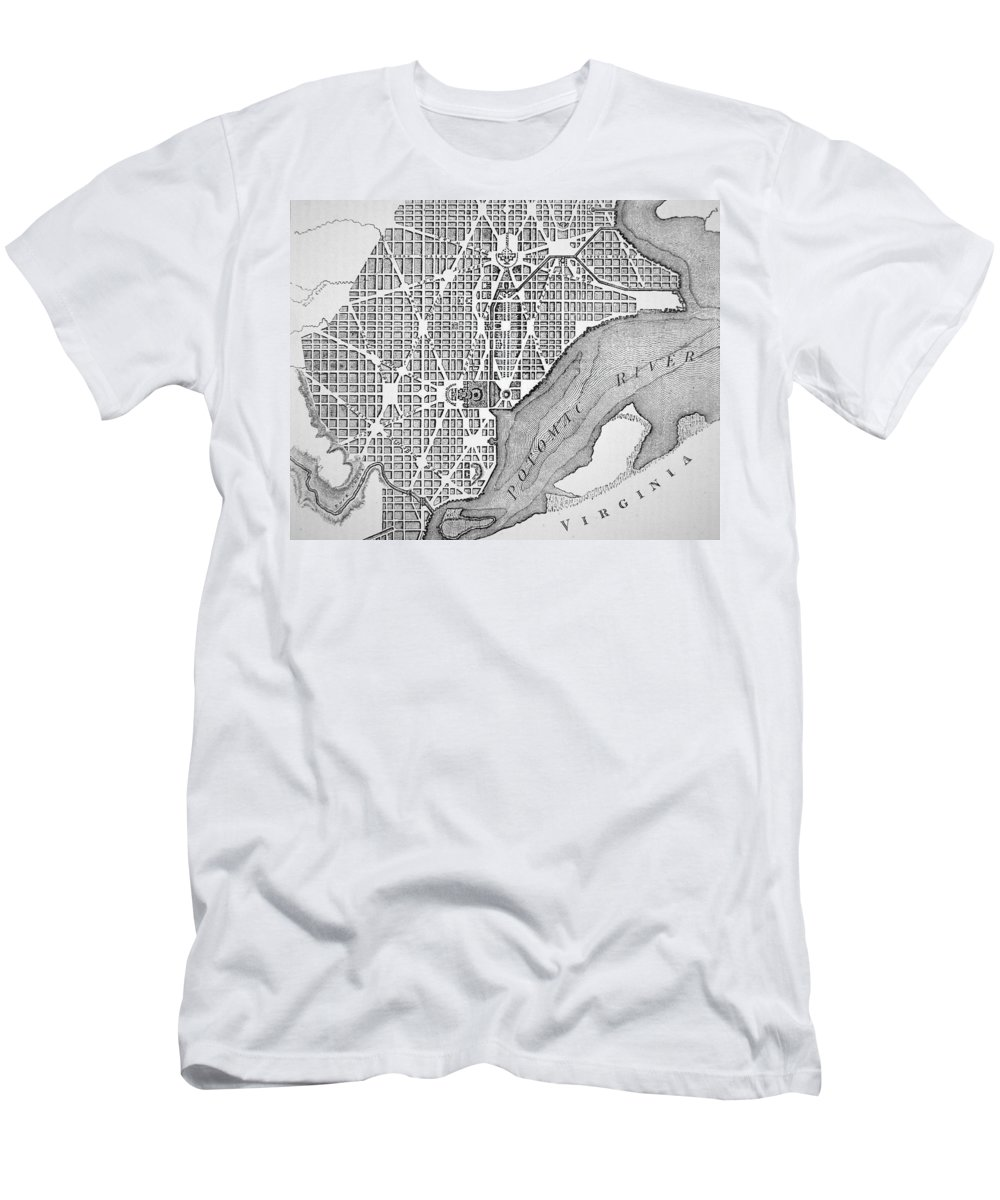Columbia River Drawings T-Shirts
