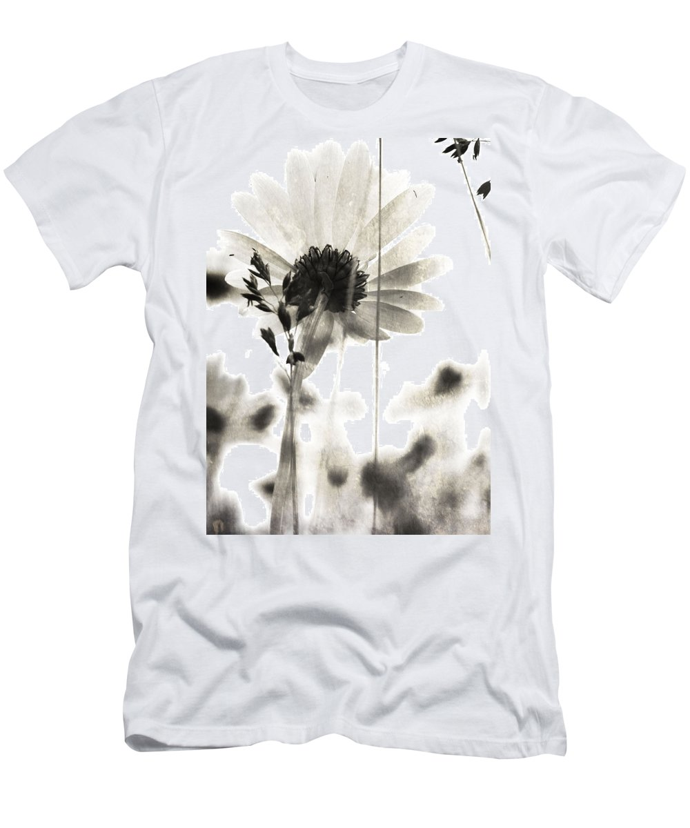 Flowers Men's T-Shirt (Athletic Fit) featuring the photograph Poets Gain by The Artist Project