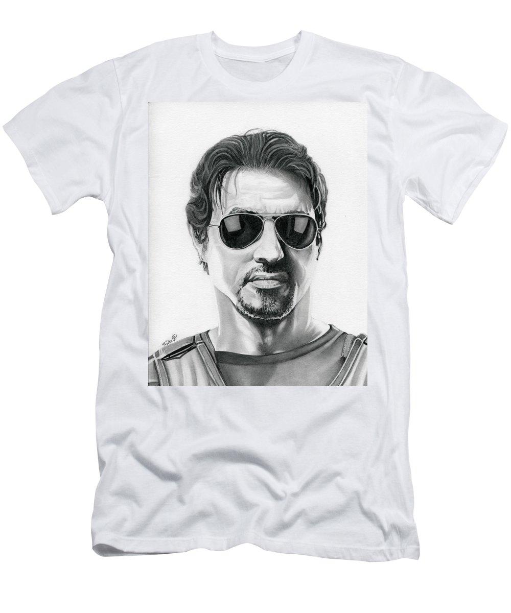 Rambo V Sylvester Stallone Mens Kids T-Shirt Hollywood Movie Boys Girls Tee