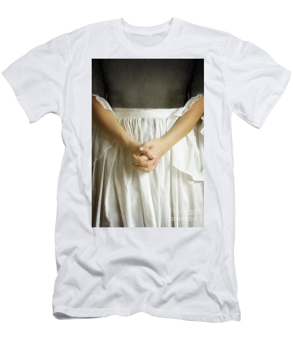 Caucasian Men's T-Shirt (Athletic Fit) featuring the photograph Thankful by Margie Hurwich