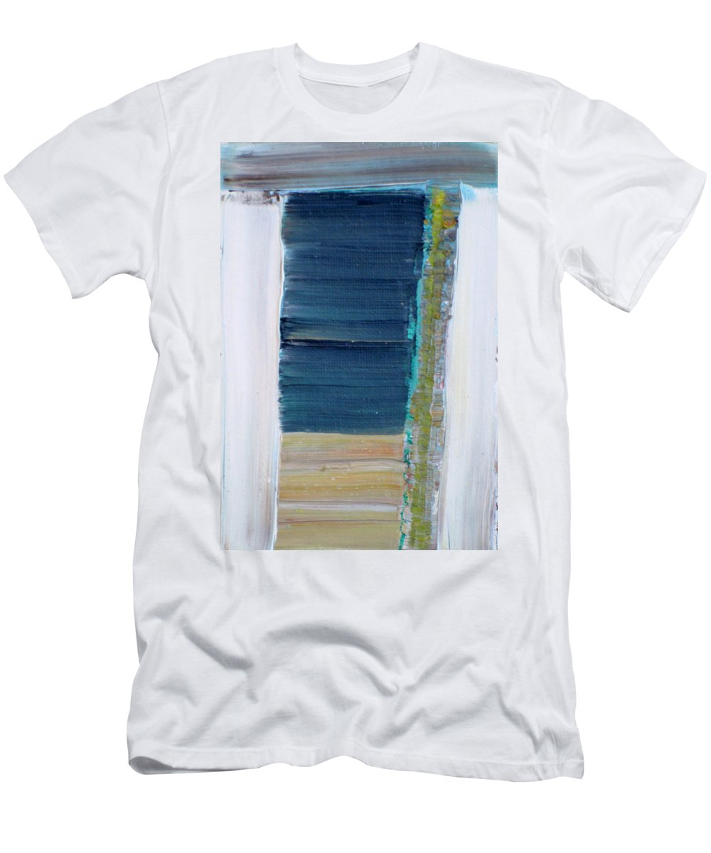Pharaoh T-Shirt featuring the painting The Pharaoh's Chamber by Fabrizio Cassetta