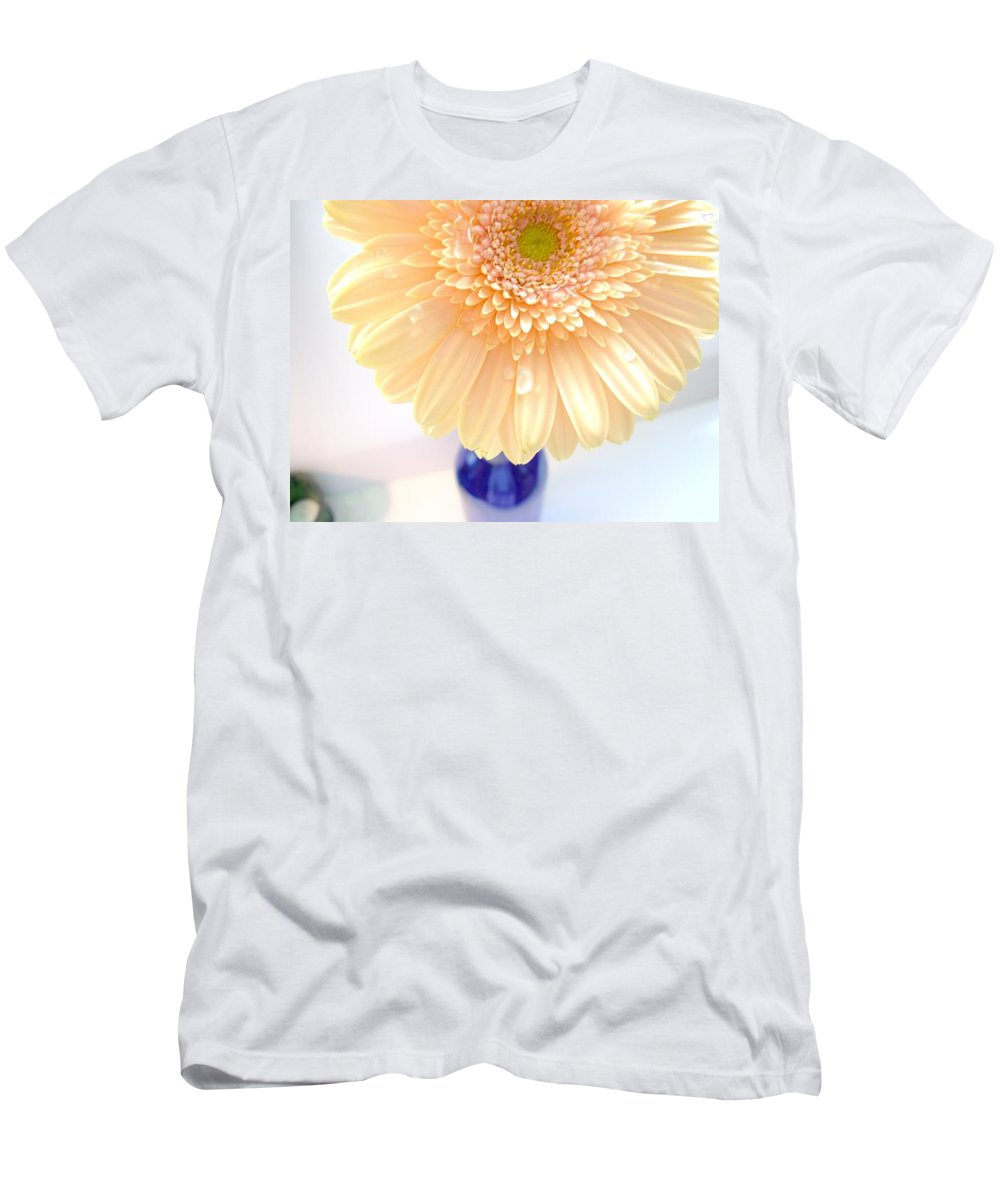 Gerbera Photographs Men's T-Shirt (Athletic Fit) featuring the photograph 1479c2 by Kimberlie Gerner