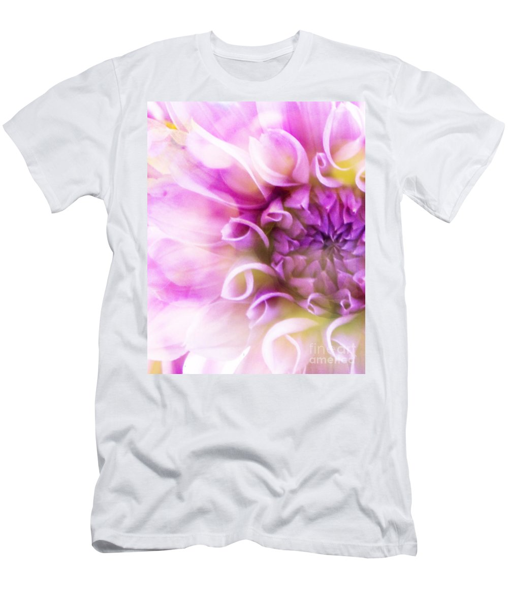 Flower Men's T-Shirt (Athletic Fit) featuring the photograph Fantasy by Traci Cottingham