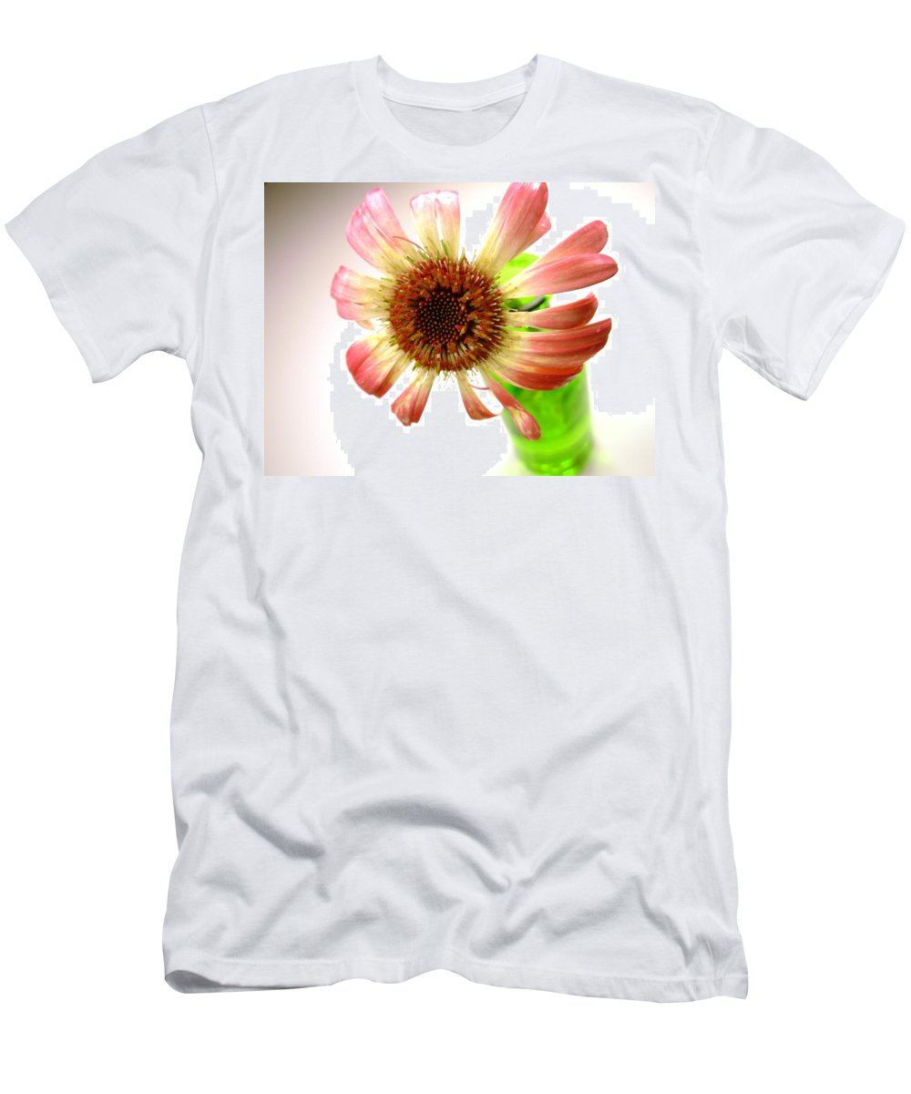 Gerbera Photographs Men's T-Shirt (Athletic Fit) featuring the photograph 2261c by Kimberlie Gerner