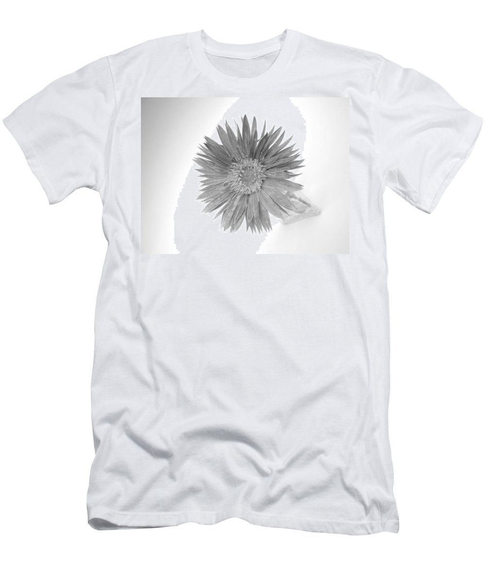 Gerbera Photographs Men's T-Shirt (Athletic Fit) featuring the photograph 5486c1 by Kimberlie Gerner