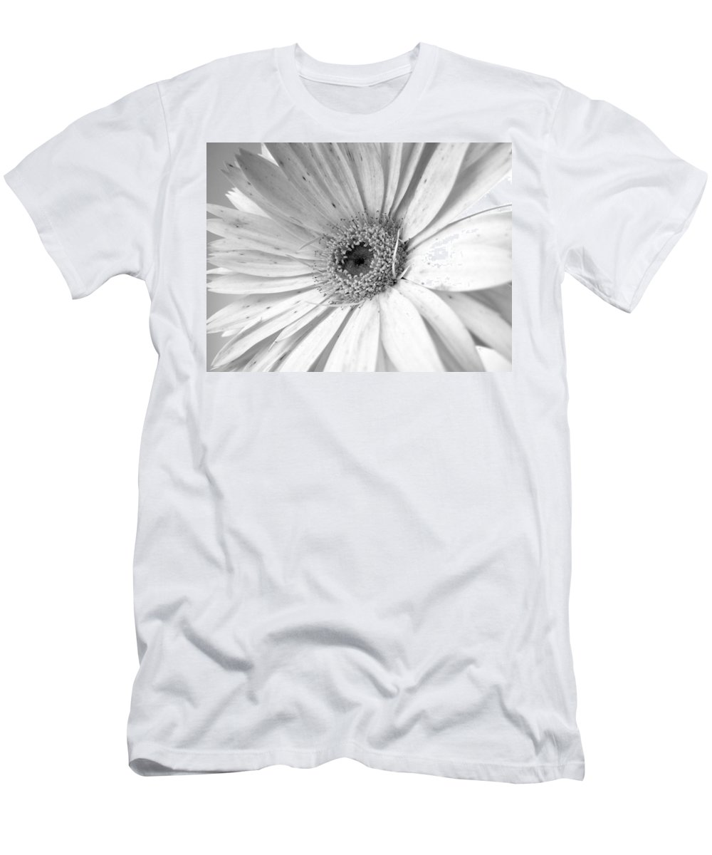 Gerbera Photographs Men's T-Shirt (Athletic Fit) featuring the photograph 5497c2 by Kimberlie Gerner