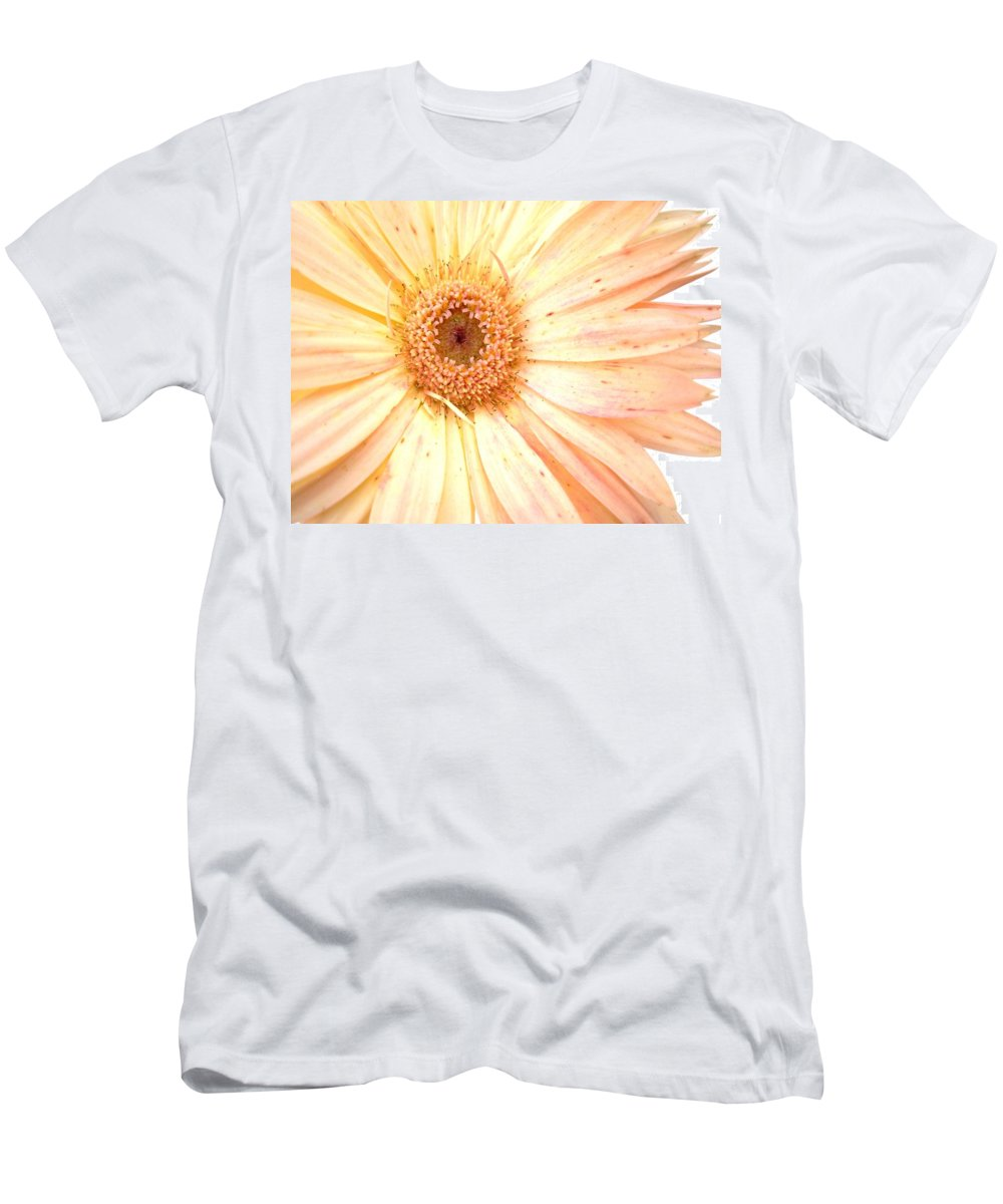 Gerbera Photographs Men's T-Shirt (Athletic Fit) featuring the photograph 5517c2 by Kimberlie Gerner