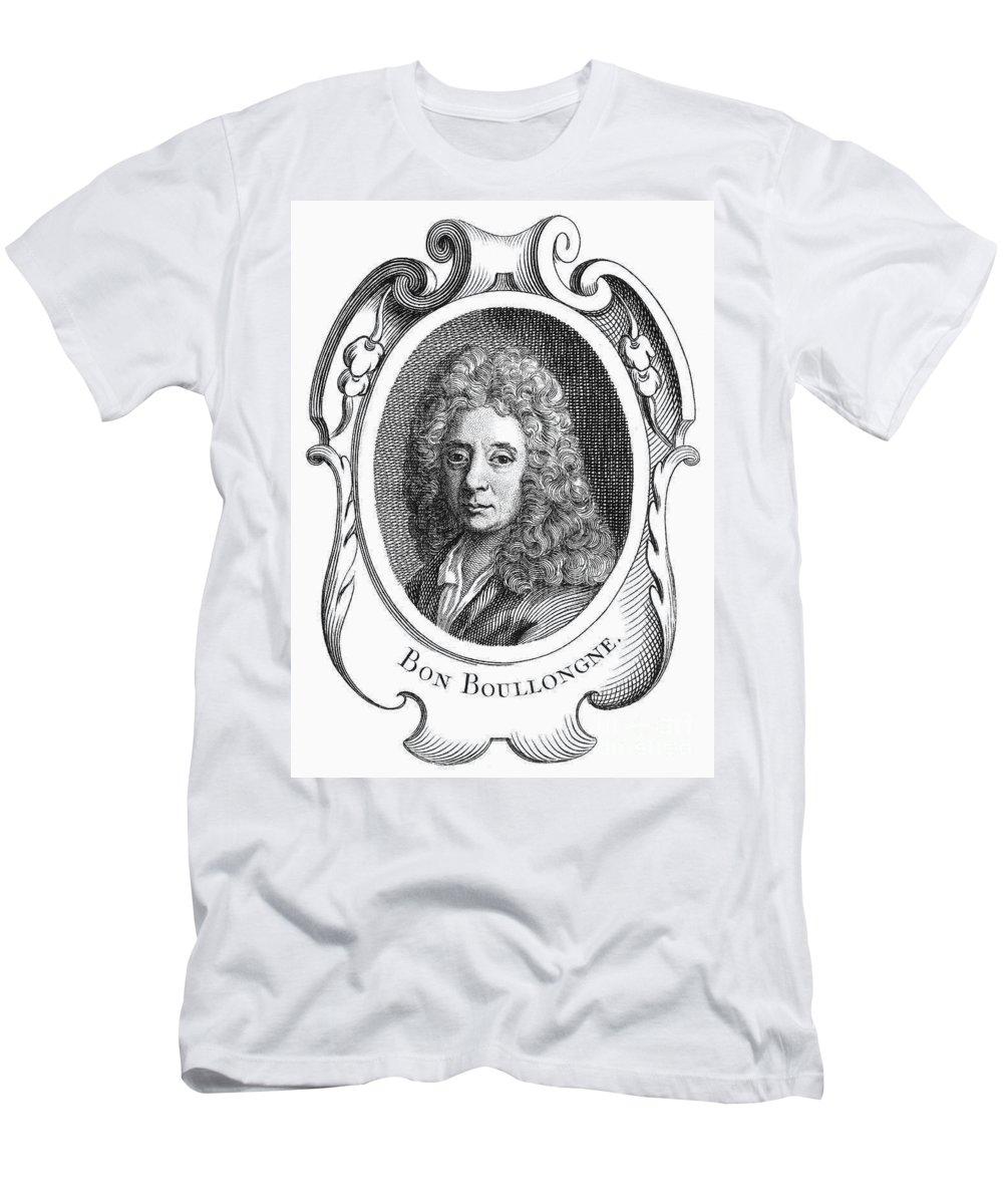 18th Century Men's T-Shirt (Athletic Fit) featuring the photograph Bon De Boullongne by Granger
