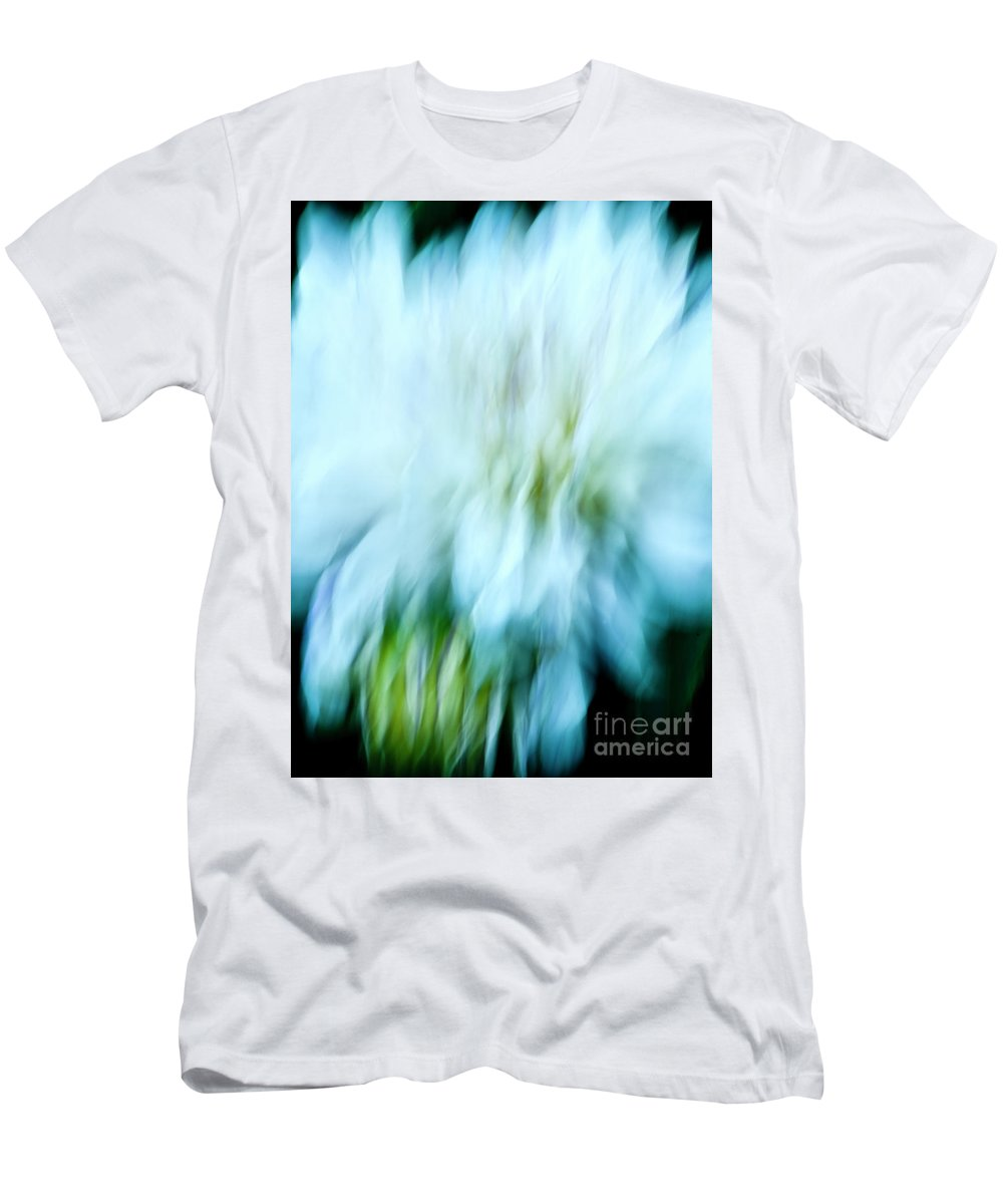 Blurred Motion Men's T-Shirt (Athletic Fit) featuring the photograph Dancing Angels - 2 by Paul W Faust - Impressions of Light