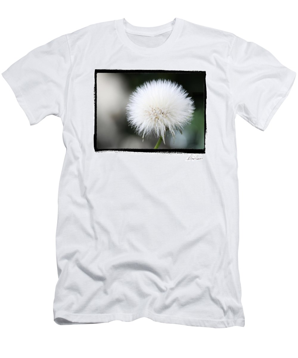 Wish Men's T-Shirt (Athletic Fit) featuring the photograph Make A Wish by Diana Haronis