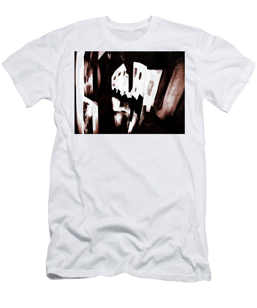 Men's T-Shirt (Athletic Fit) featuring the photograph Art Gallery Prints by Chroma Photographer