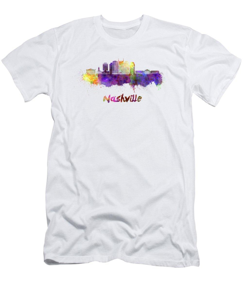 Nashville Skyline T-Shirts