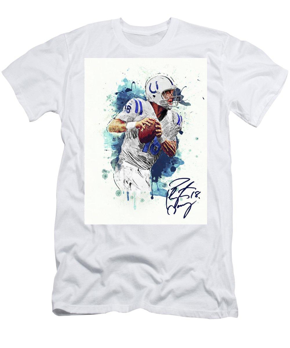 adcecf62135 Peyton Manning T-Shirt for Sale by Zapista Zapista