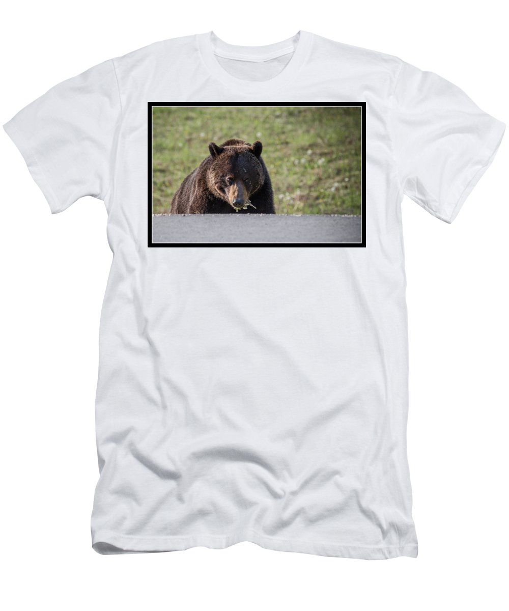 Men's T-Shirt (Athletic Fit) featuring the photograph 11 by J and j Imagery