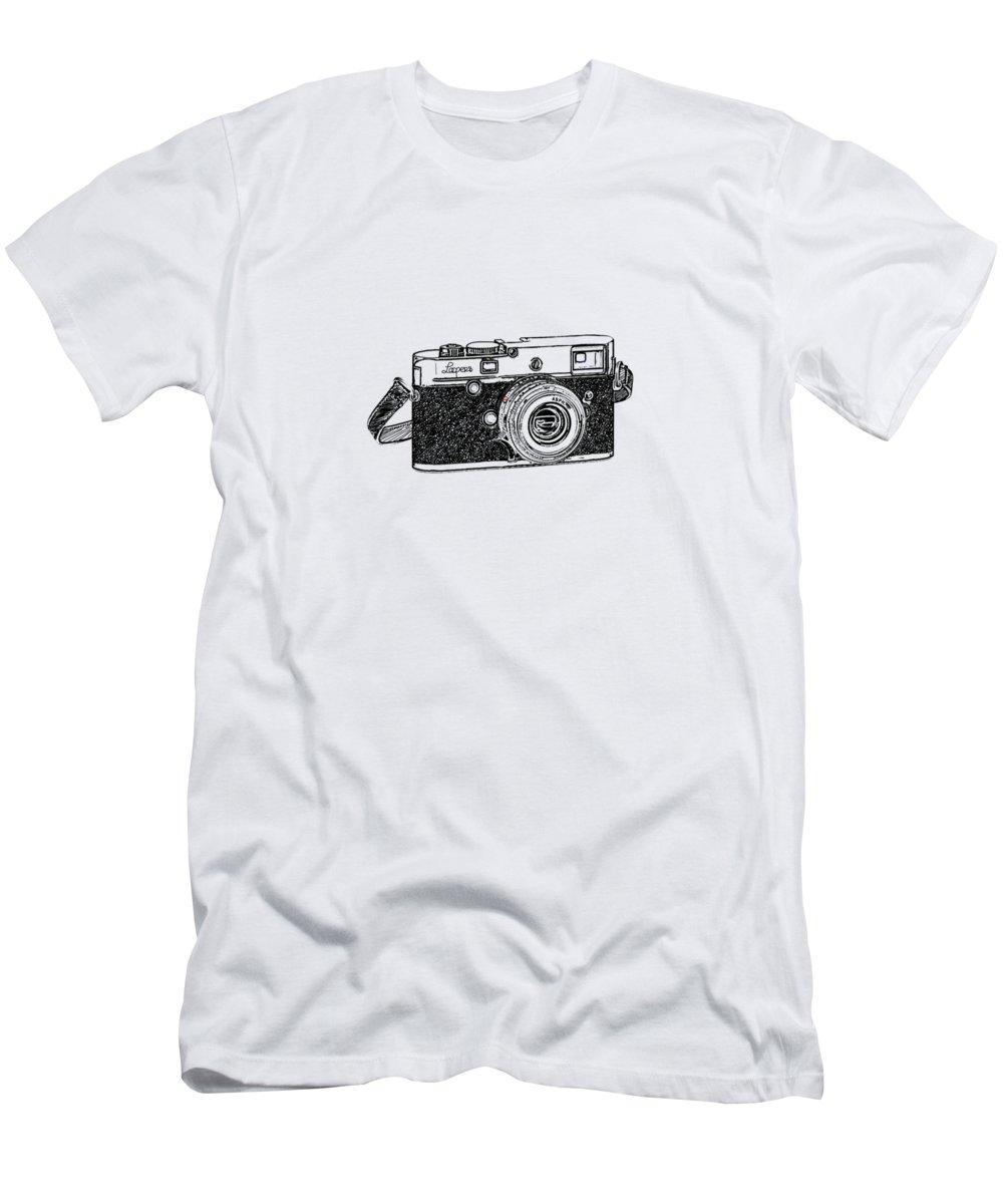 Vintage Camera T-Shirts