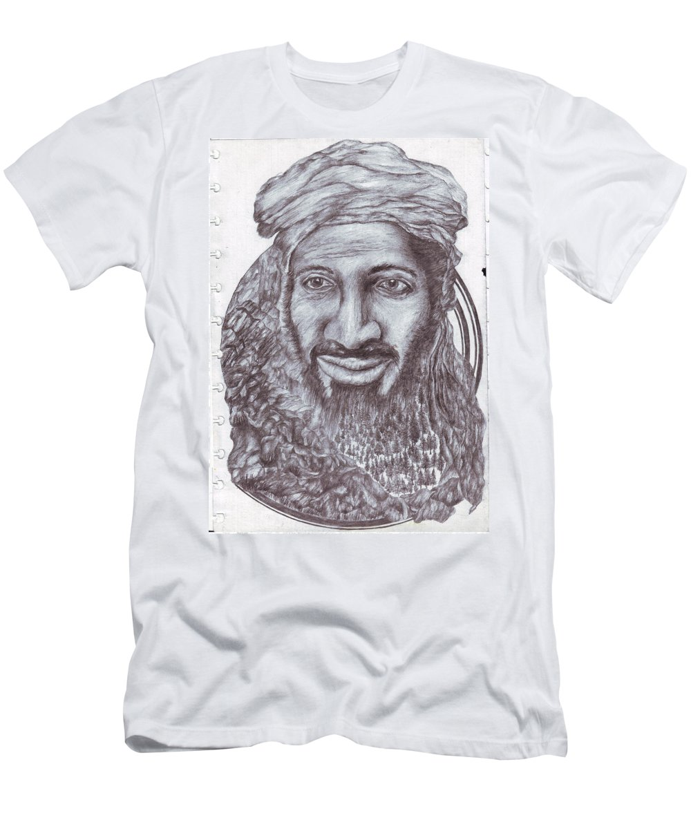 Tree Men's T-Shirt (Athletic Fit) featuring the drawing Realistic Of Memory by Yudhit Hadi