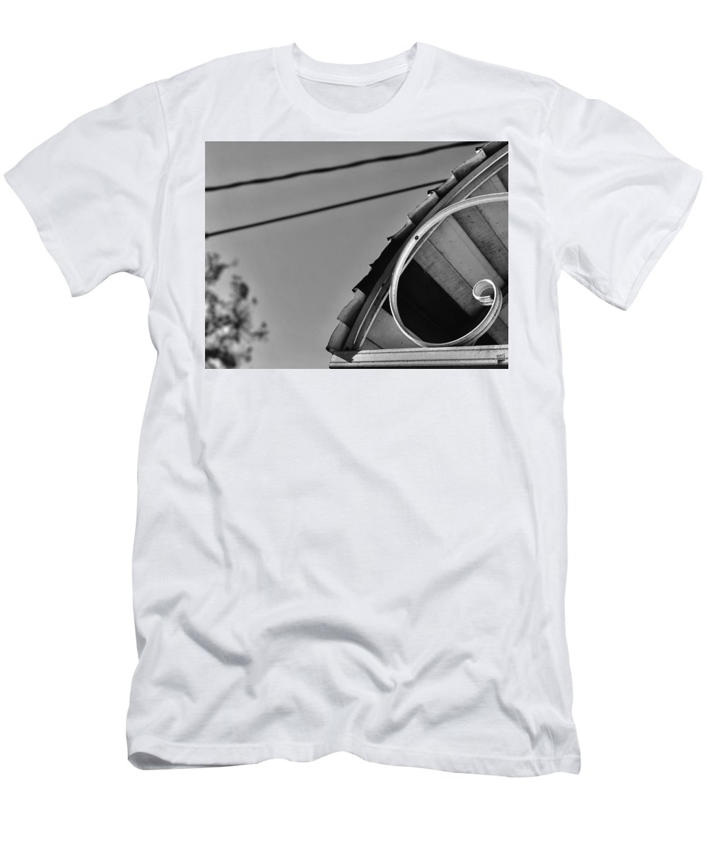 Morning Men's T-Shirt (Athletic Fit) featuring the photograph 770.1 by Julian Grant
