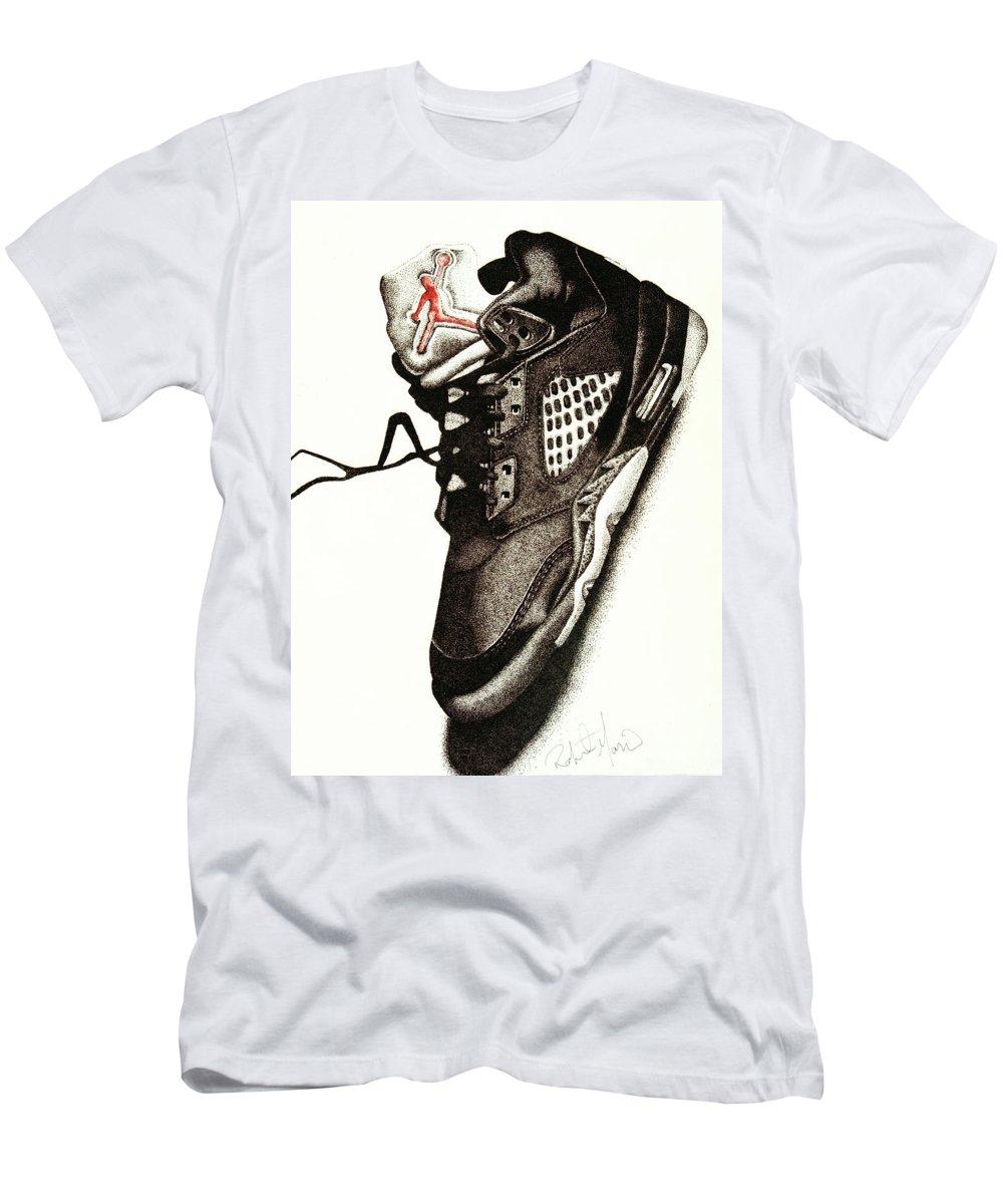 bfe2effb59d Air Jordan T-Shirt for Sale by Robert Morin