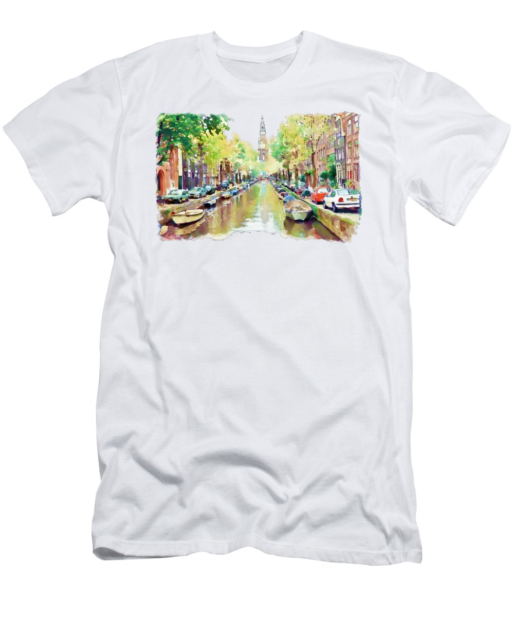 Canal T-Shirts
