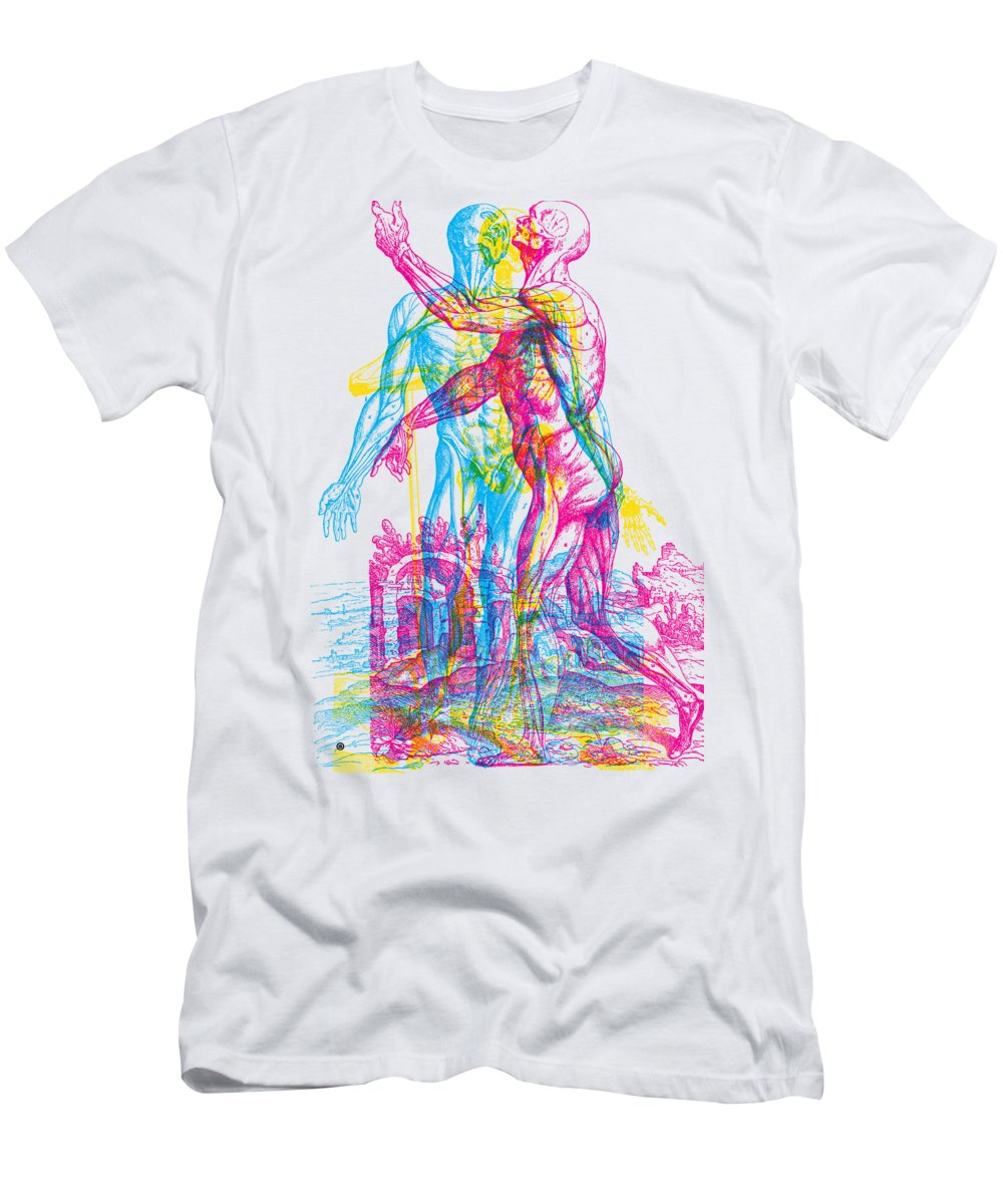 Overlay Digital Art T-Shirts