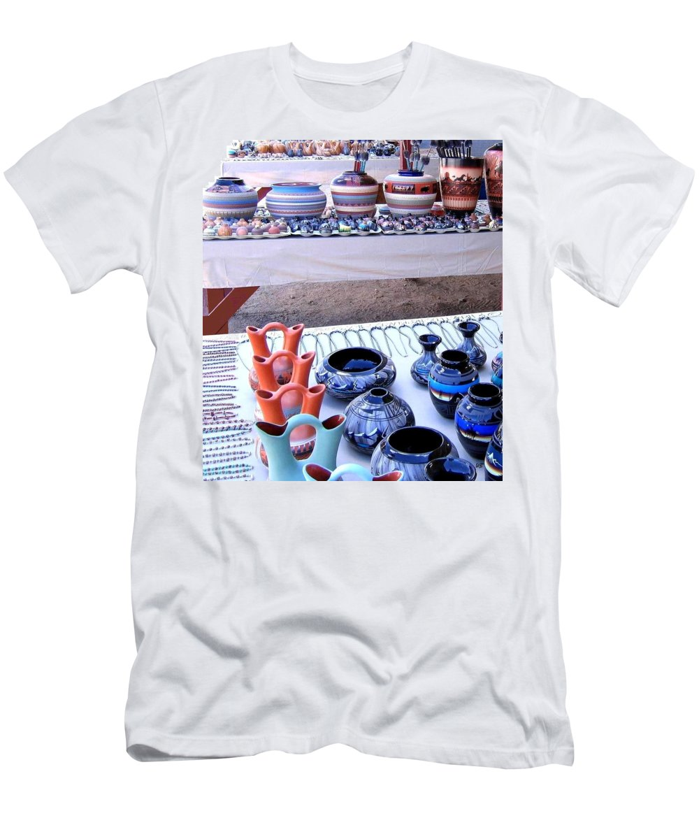 Arizona Men's T-Shirt (Athletic Fit) featuring the photograph Arizona 14 by Will Borden