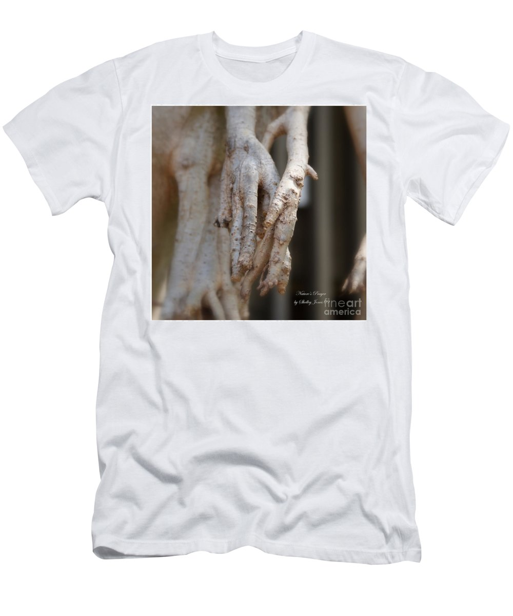Tree Men's T-Shirt (Athletic Fit) featuring the photograph Art Around The World Project by Shelley Jones