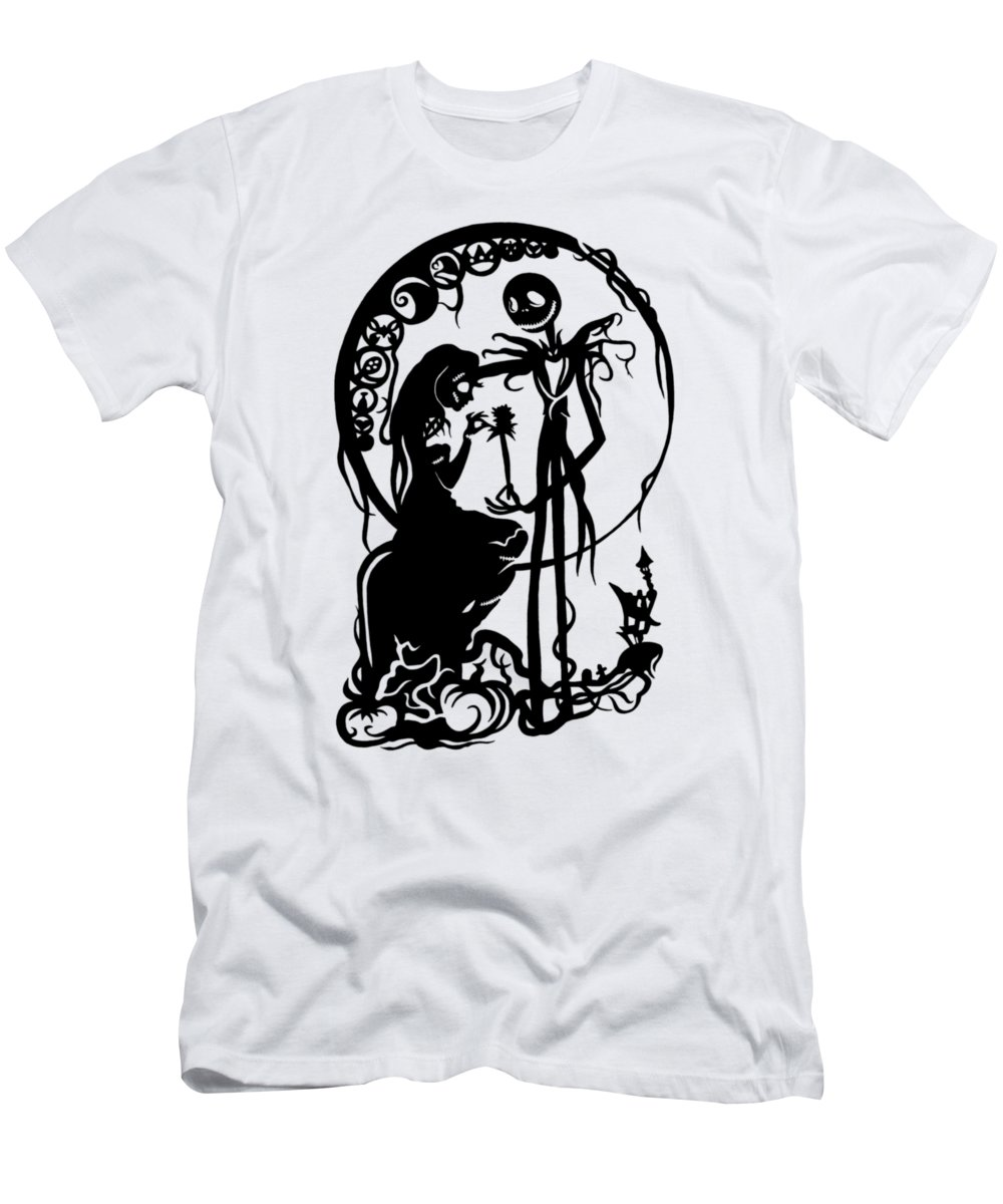 A Nightmare Before Christmas T-Shirt for Sale by Ian King